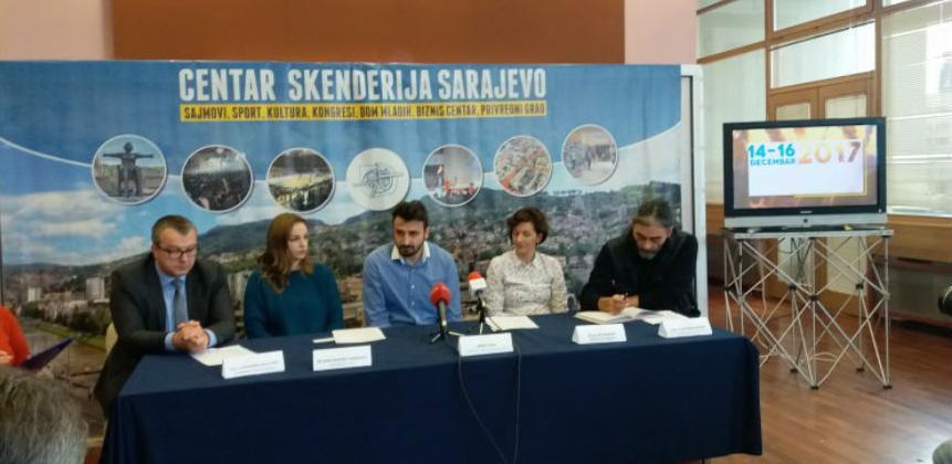 """""""Domaći proizvodi u službi građana BiH"""", moto Sajma privrede u Skenderiji"""