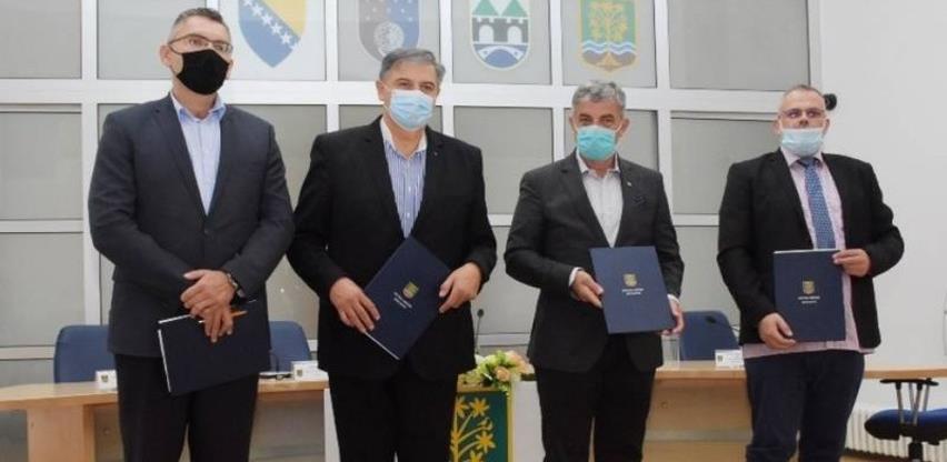 Potpisan sporazum o pokretanju Integralnog sistema podrške poduzetništvu u KS