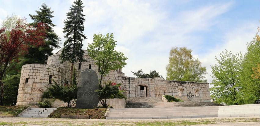 Spomen-park Vraca: Postavljene nove klupe, slijedi obnova fontane i česme