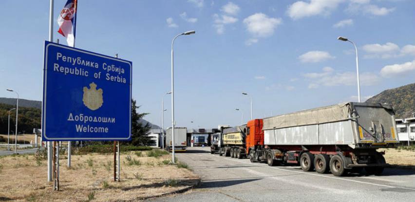 Otvorena granica BiH - Srbija