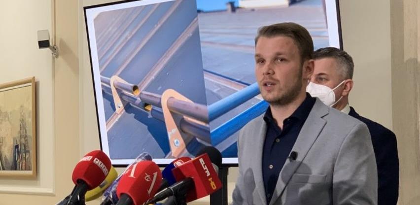 """Stanivuković predstavio novi izvještaj: """"Nestali"""" restoran, krov, mješalica…"""