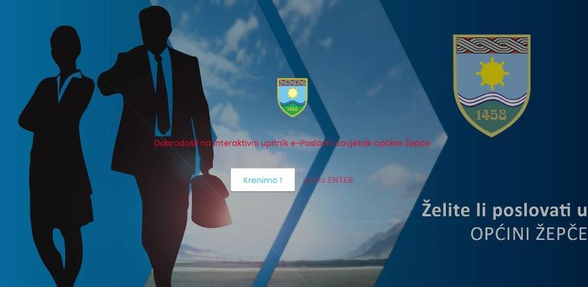 """Želite poslovati u općini Žepče, pitajte """"e-poslovni savjetnik"""""""