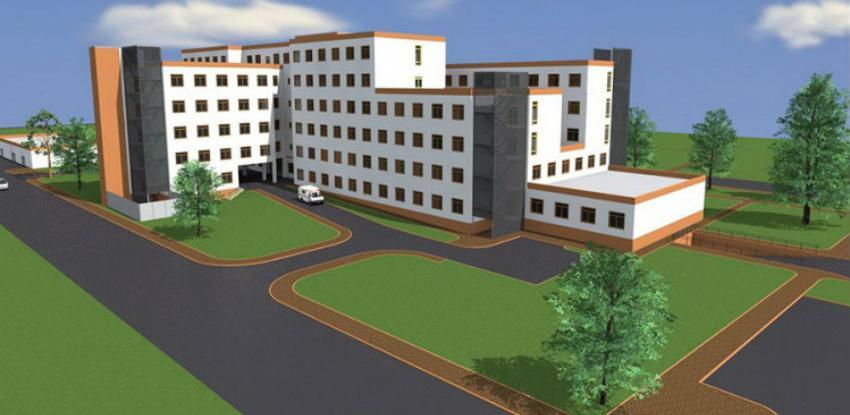 Javni poziv za posao vrijedan 80 miliona KM: Počinje izgradnja bolnice u Doboju