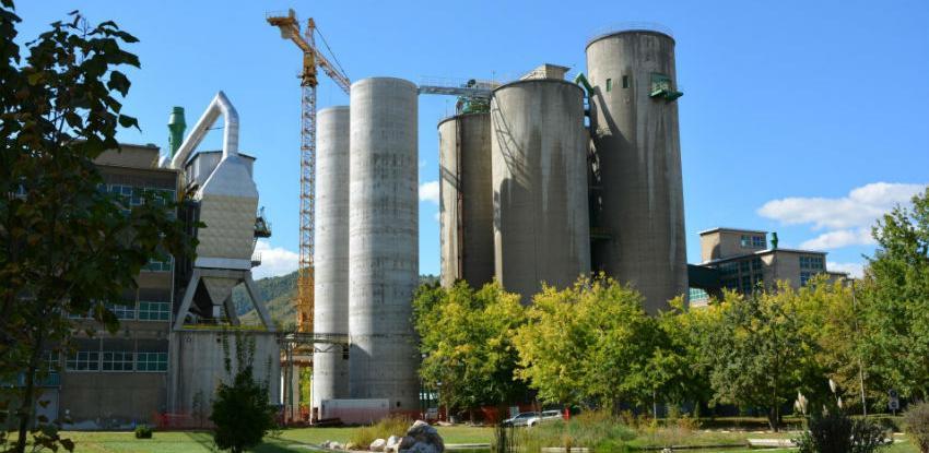 Tvornica cementa Kakanj otvara betonare u Mostaru i Splitu