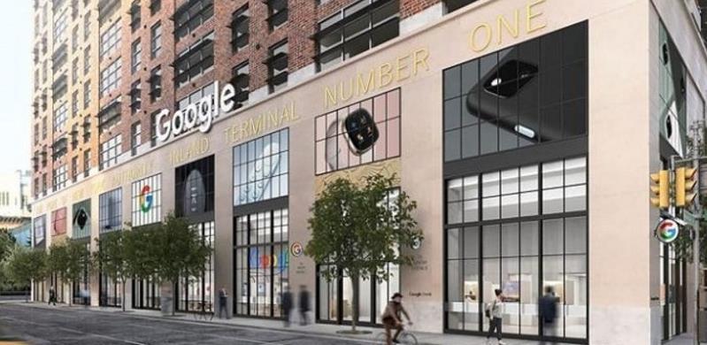 New York: Google otvara svoju prvu trgovinu