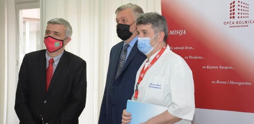 """U Općoj bolnici predstavljen projekat """"eNovorođenče"""""""