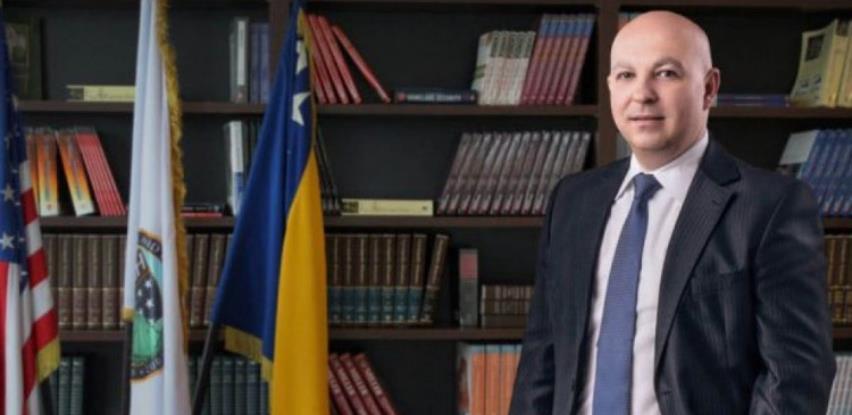 Uhapšen direktor Američkog univerziteta u BiH Denis Prcić