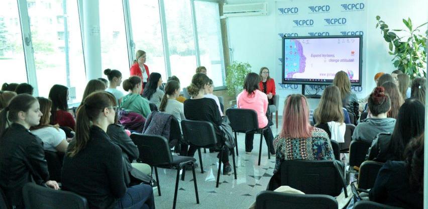CPCD obilježava Međunarodni dan djevojaka u IKT-u
