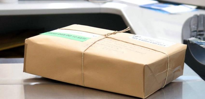UPP traži da se pošte odreknu 1,8 KM za pošiljke iz inostranstva