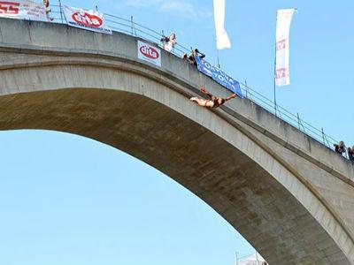 Lorens Listo pobjednik 449. izdanja skokova sa Starog mosta