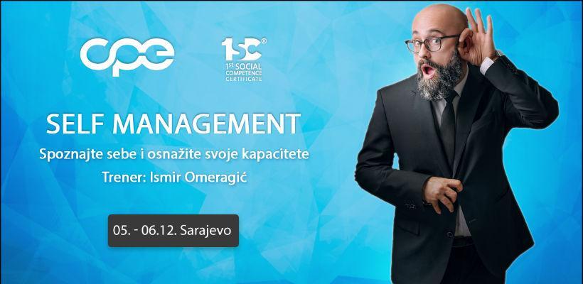 CPE: Self management – spoznajte i osnažite sebe