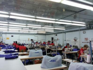 Od planiranih 100: U pogonu Saniteksa posao za 64 radnika