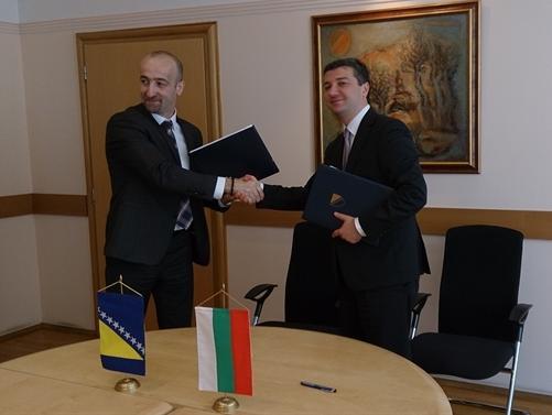 BiH i Bugarska potpisale sporazum o ekonomskoj saradnji