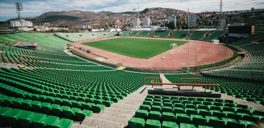 FIPA traži strane investitore za modernizaciju Olimpijskog stadiona Koševo