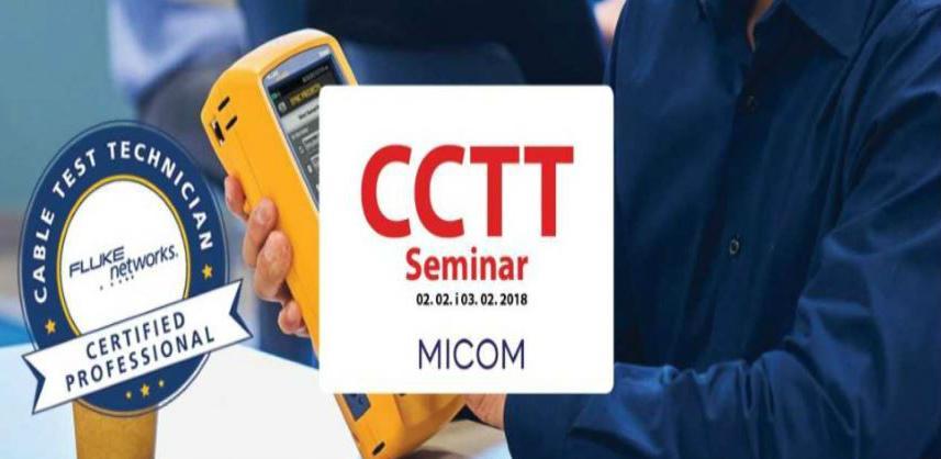 IUS LIFE i Micom d.o.o. organizuju CCTT seminar