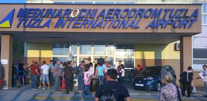 Aerodrom Tuzla se nada uspostavljanju novih aviolinija za Pariz i Milano