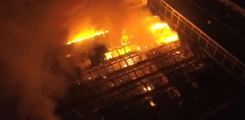"""Dvije osobe iz Zenice osumnjičene za paljevinu u """"Energoinvestu"""""""