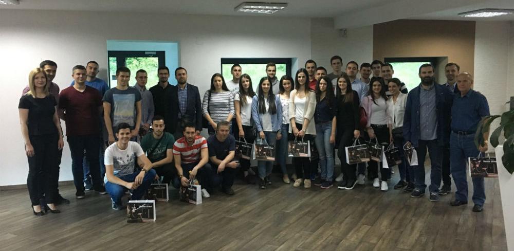 Studenti strojarstva sa Sveučilišta u Mostaru posjetili su ThermoFLUX