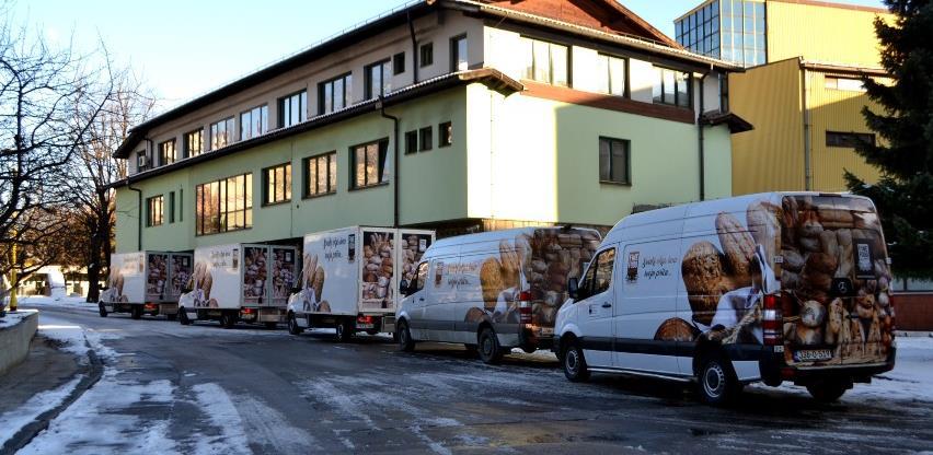 Sarajevski Fine Food počeo sa dostavom cjelokupnog proizvodnog asortimana