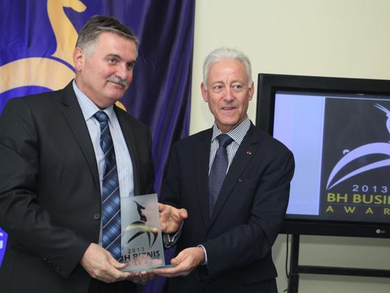 Gazelle 2013, BiH business awards granted in Mostar