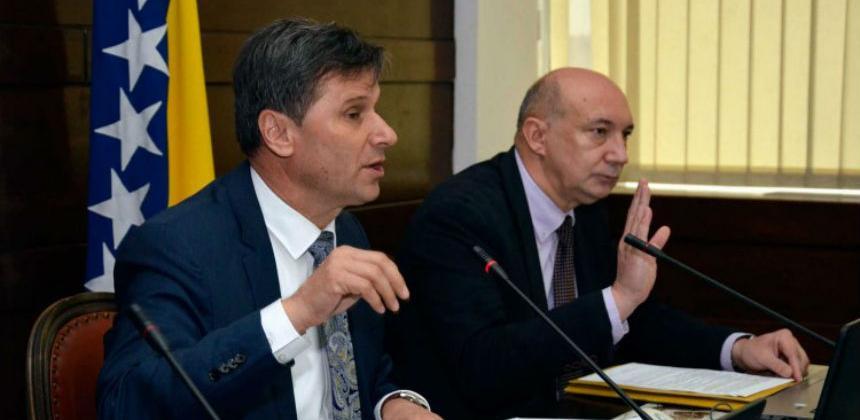 Federalna vlada utvrdila odgovore na dodatna pitanja iz Upitnika EK