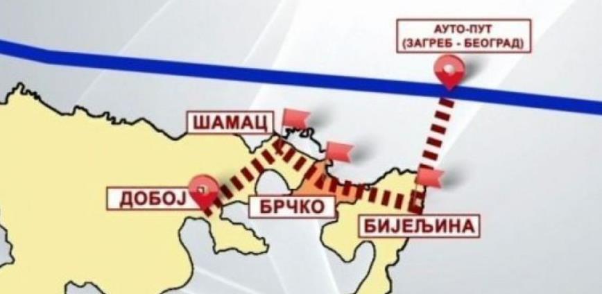 Autoput i gasovod na dionici Vuкosavlje-Brčкo na ponovnom javnom uvidu