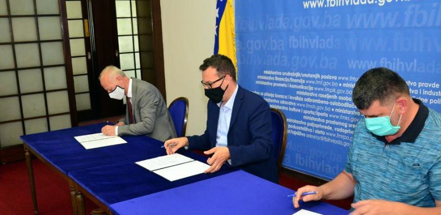 Potpisan Granski kolektivni ugovor za elektroprivredne djelatnosti u FBiH