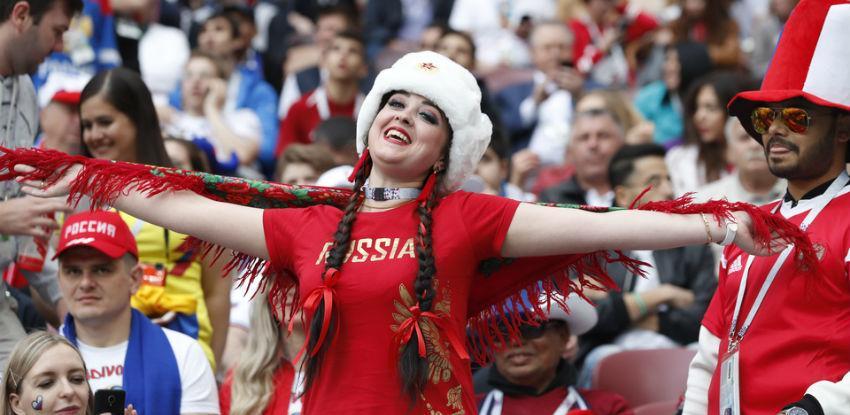 Blizu 500 navijača se još uvijek nije vratilo kući sa SP-a u Rusiji