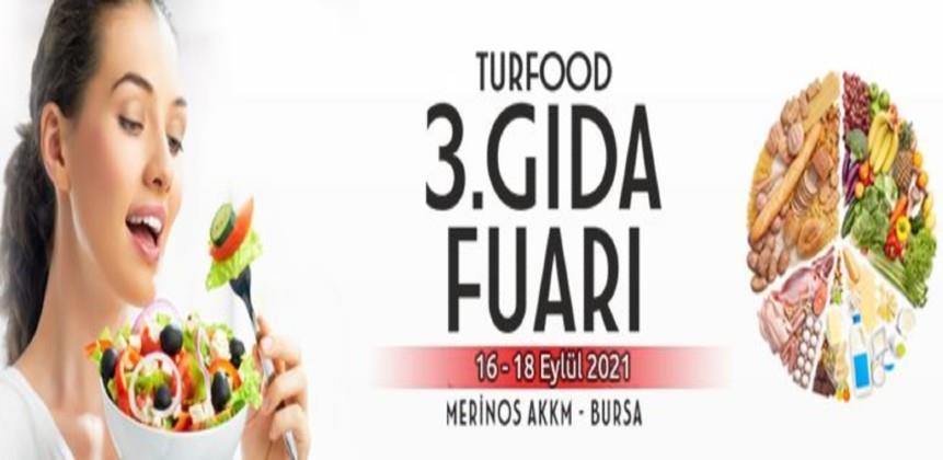 3. Internacionalni sajam hrane i prehrambene industrije 'TURFOOD'
