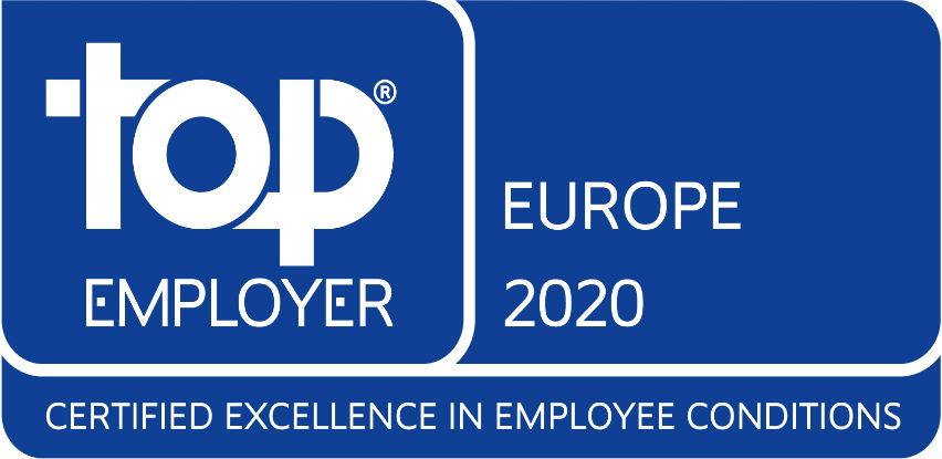 UniCredit je prepoznat kao vrhunski poslodavac 2020. godine u Europi