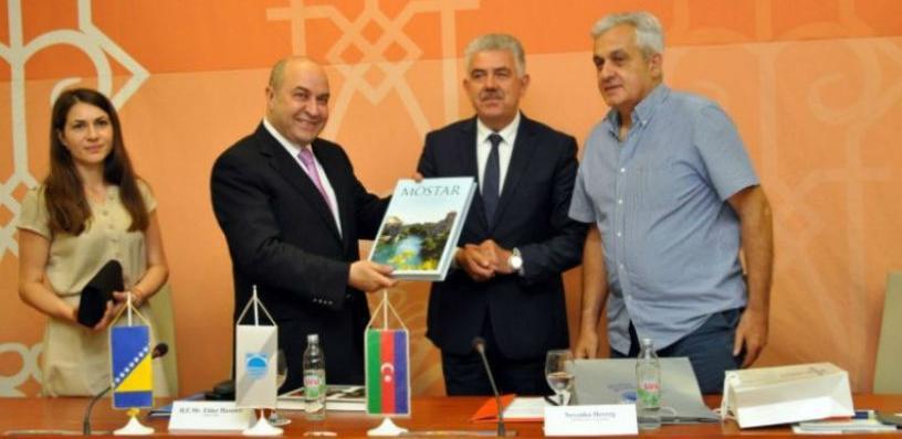 Vlada HNŽ sa Azerbajdžanom planira realizaciju značajnih projekata