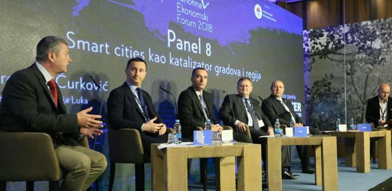 """Infrastruktura je """"nervni sistem"""" za uspostavu rješenjapametnih gradova"""