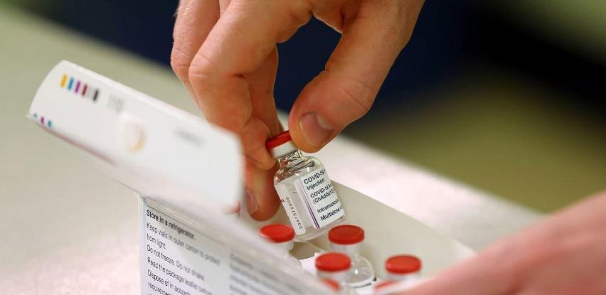 Država koja predvodi u cijepljenju protiv COVID-19 u EU
