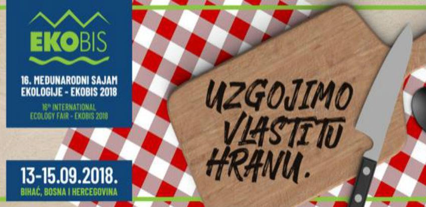 16. Međunarodni sajam ekologije EKOBIS 2018: Panel na temu Gastro turizam u BiH