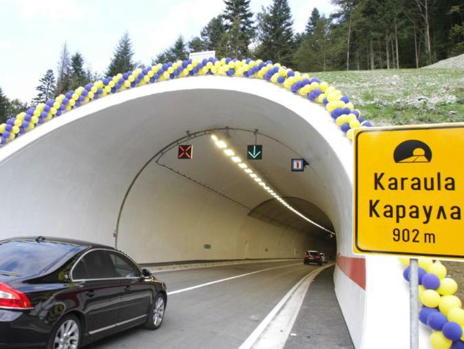 Svečano otvoren tunel Karaula: Brži i sigurniji put između Sarajeva i Tuzle