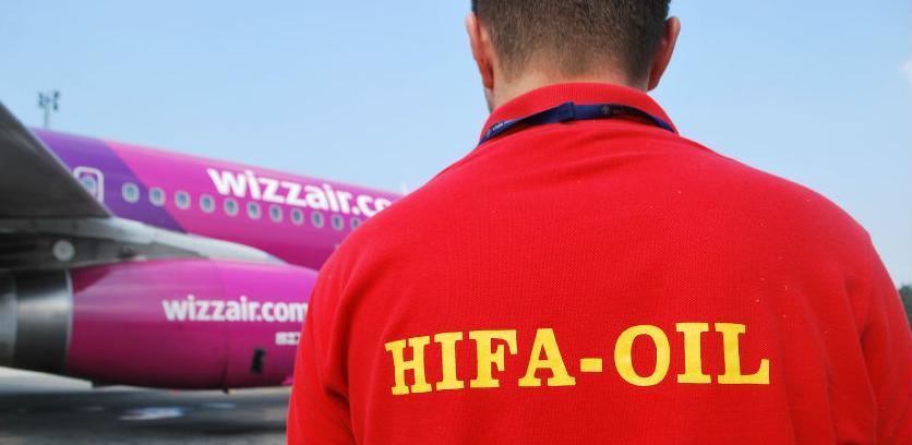 HIFA OIL će snabdijevati gorivom avione kompanije Wizz Air