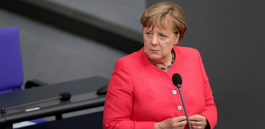 Merkel: Njemačka odlučna dovršiti Sjeverni tok 2 unatoč američkom pritisku