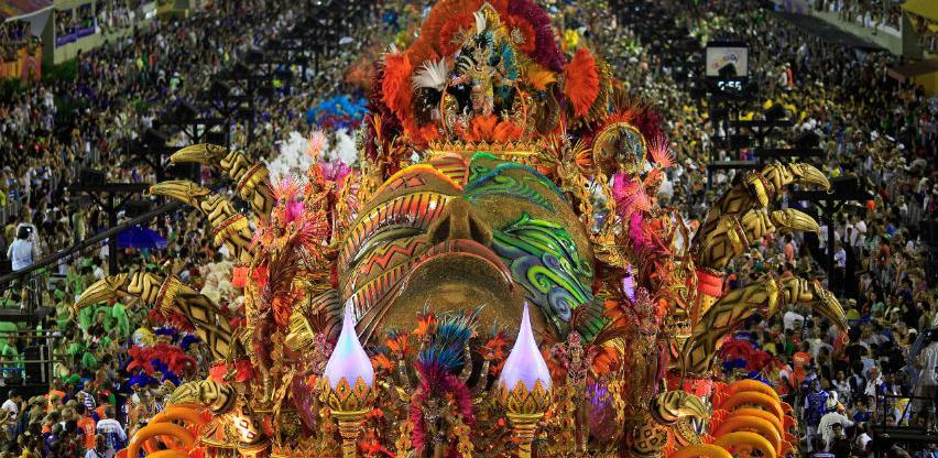 Oko 1,9 miliona turista u Rio de Janeiru tokom proslave karnevala