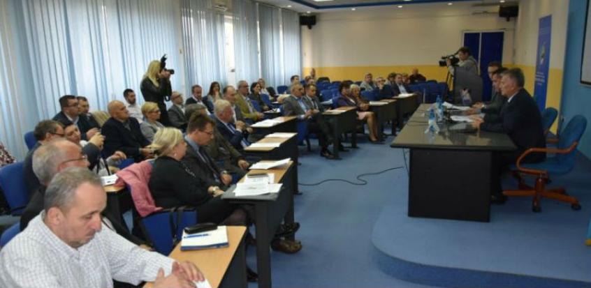 Počelo s radom Vijeće za razvojno planiranje Tuzlanskog kantona