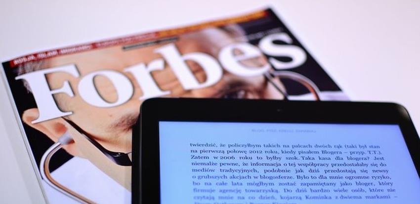 Forbes izlazi na berzu