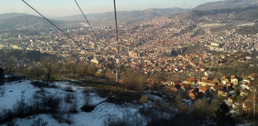 Sarajevo će 2020. godine dobiti skijašku stazu sa pogledom na grad