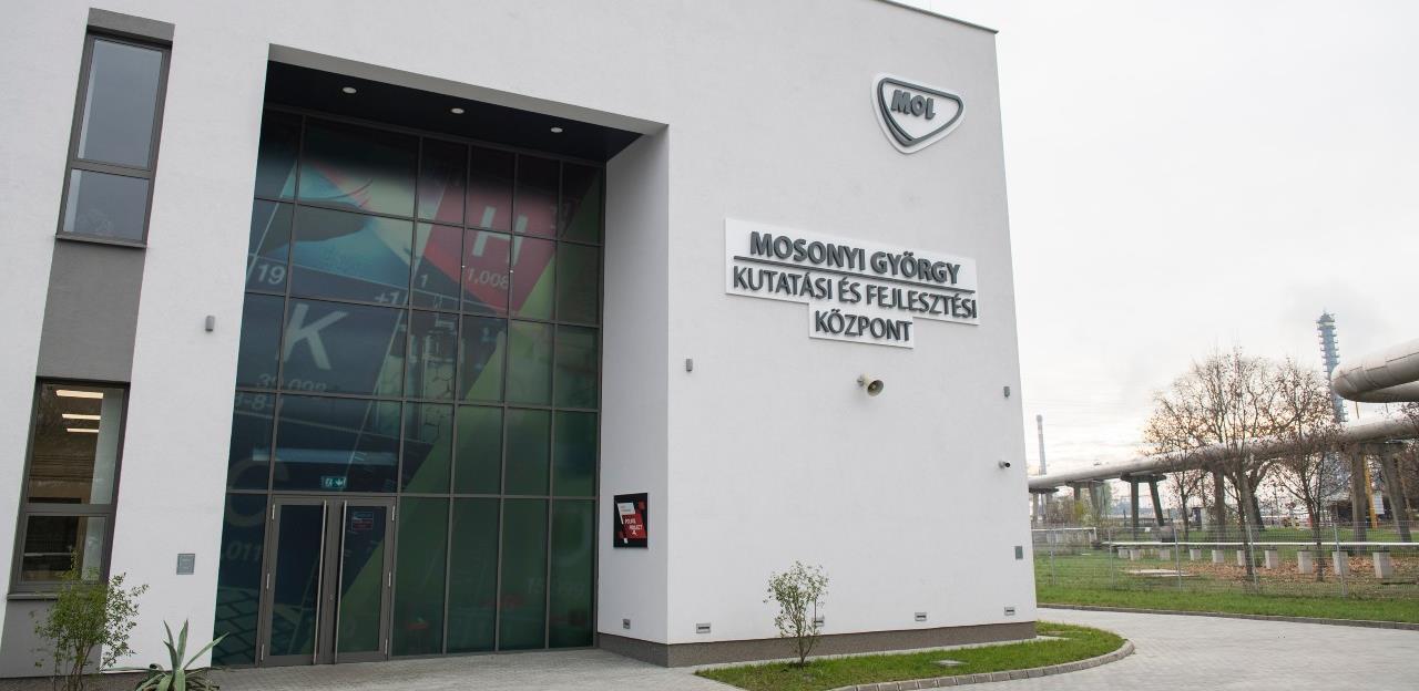 MOL dovršio novi centar za petrokemijsko istraživanje i razvoj