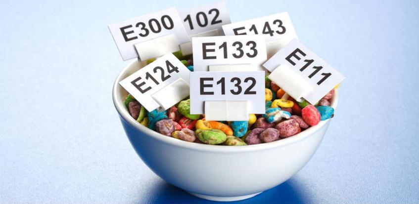Pravilnik o prehrambenim aditivima