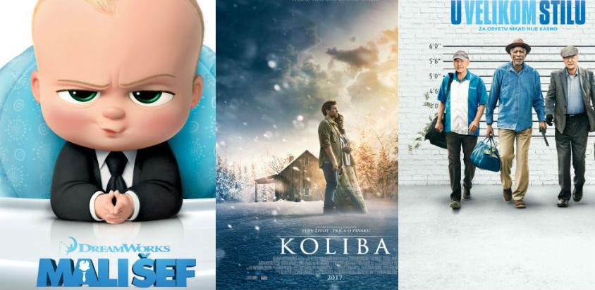 """U Cinema City-ju u novoj filmskoj sedmici """"Mali šef"""""""