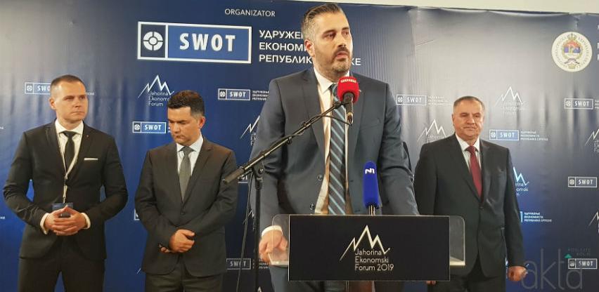 Rajčević: Velika šansa za razvoj u informaciono-komunikacionim tehnologijama