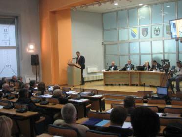 Skupština KS razriješila predsjednike i i članove skupština 14 preduzeća