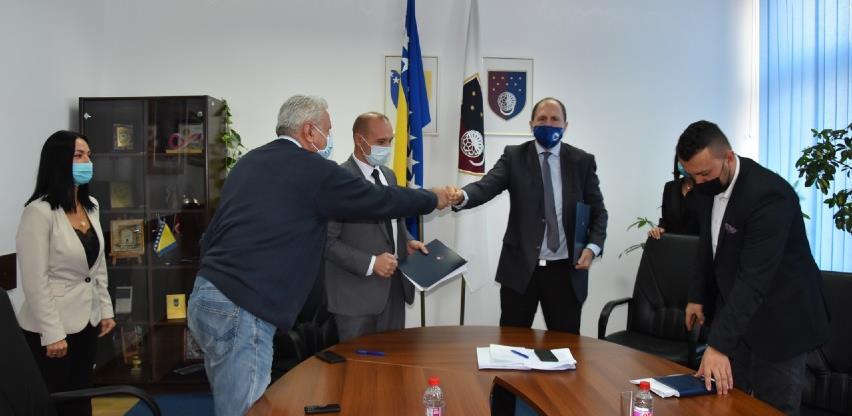 Rješavanje problema: Vlada KS i GRAS ozvaničili sporazum nazvan historijskim