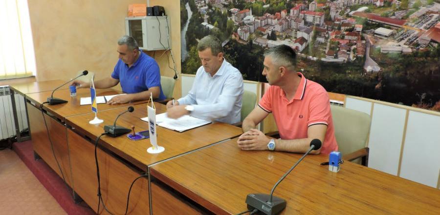 U Jablanici će se graditi pomoćno fudbalsko igralište