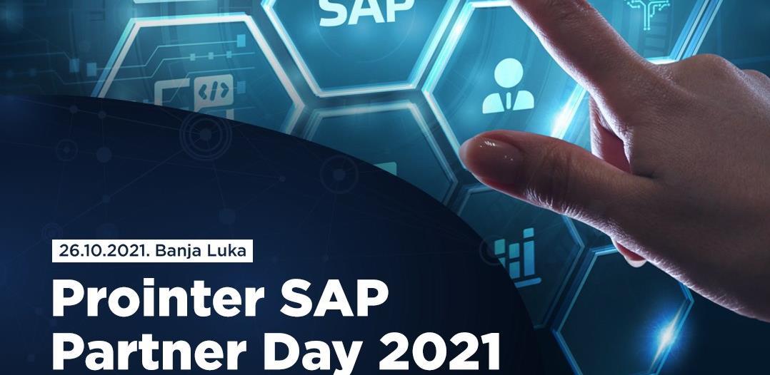 Prointer ITSS ove godine organizuje SAP Partner Day 2021