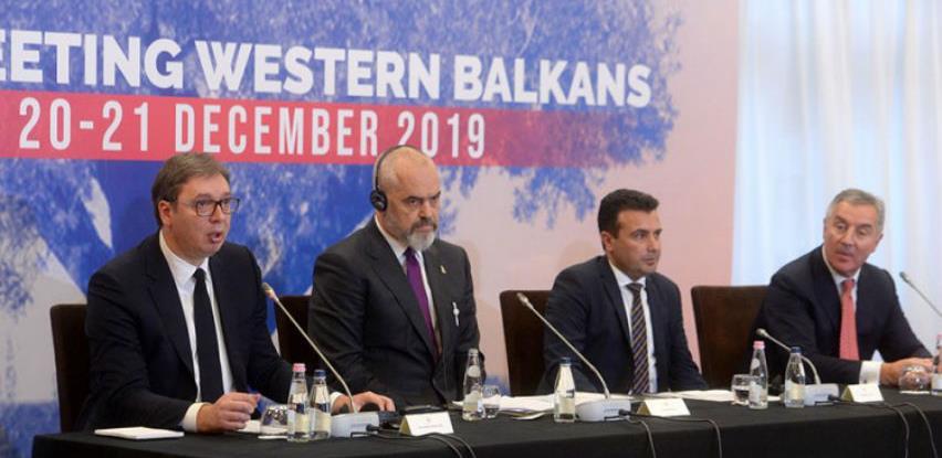 Vučić: Donesene važne odluke za uvođenje trgovinske razmjene tri zemlje